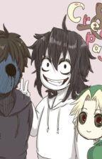 Creepypasta: Chuyện thêm về mỗi Creepypasta  by haiyukimiaito