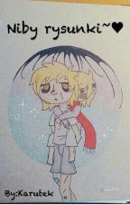 Niby rysunki~ ♥ [ ZAKOŃCZONE ] by Gruba_san