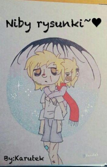 Niby rysunki~ ♥ [ ZAKOŃCZONE ]