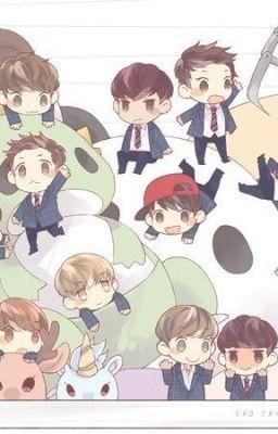 [ ALBUM EXO] [ Fanart] Tổng hợp hình ảnh