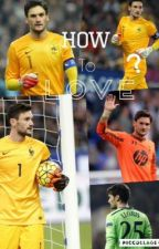 How to love ? - Hugo Lloris fanfiction by PrincesseDallas18