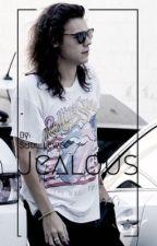 Jealous • L.S  by foolxforyourlove
