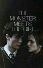 THE MONSTER MEETS THE GIRL//Tomione AU by Queen-Of-Neverland-