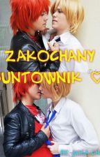 Zakochany buntownik. I Yaoi I by misaki_kagamine02