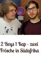 2 Boys 1 Kap - zwei Frösche in Südafrika by RuhrOlle