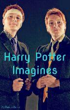 Harry Potter Imagines by JanttuBaka