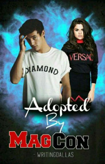 Adopted By Magcon (Voltooid)