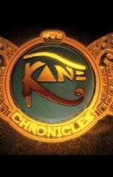 Cleo Kane (Kane Chronicles) by FandomGoddess01