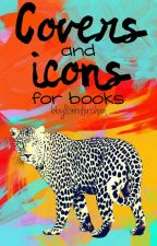 Covers And Icons For Books by bbylorenku-chan