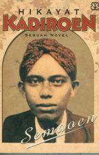 Semaoen - Hikayat Kadiroen (1920) by sutanibrahim