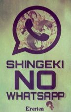 Shingeki No Whatsapp by Ererien