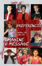 «preferencje & message & imagines» old magcon by likethvs