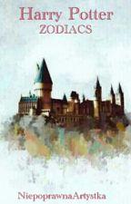 Harry Potter Zodiacs by NiepoprawnaArtystka