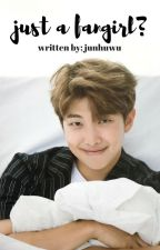 Just a fangirl? || Namjoon x reader by flowercrownwoozi