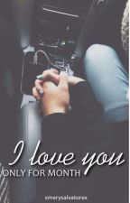 I love you only for month • 5SOS by xmerysalvatorex