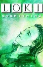 Loki Laufeyson • Everything by im_akven