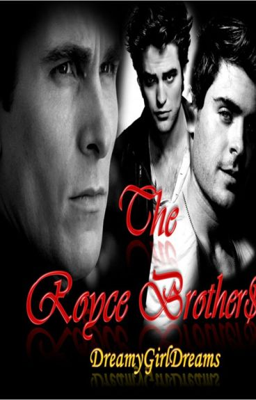 The Royce Brothers by DreamyGirlDreams