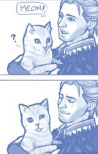 Ser Pounce A Lot, The Cat by clementinered