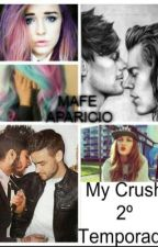 MY CRUSH  SEGUNDA TEMPORADA // LARRY // ZIAM // by MafeAparicio