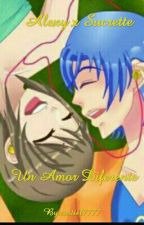 Alexy X Sucrette: Un Amor Diferente [TERMINADA] by castiel7777