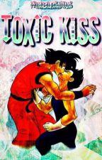 Toxic Kiss ( Goku x Vegeta ) by ChubbyBoyBlaze