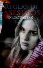 Regla De Asesinos (Eyeless Jack Y Tu) by XxSCT_GSxX