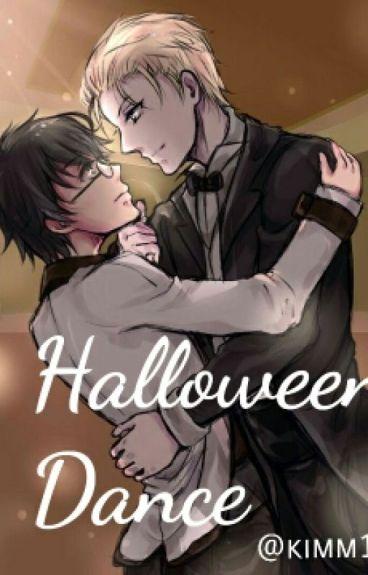 Halloween Dance || Drarry