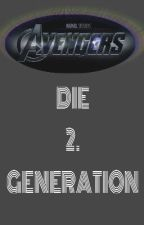Avengers die 2. Generation  by _cami_yolo_