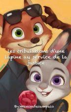 Zootopie: Les tribulations d'une lapine au service de la justice  by manondesampaio