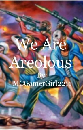 We are Areolous - (A Vanoss Crew Fanfic) by MCGamerGirl2211
