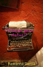 ♡Frases Pra Status♡ by Rawanna123