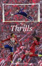 Thrills | Antoine Griezmann by ElisaFernandes54