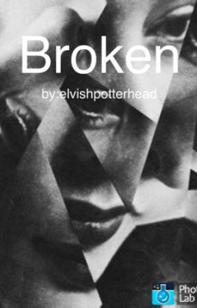 Broken  by nushiann