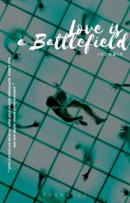 Love is a battlefield. m.y+p.jm by yoongai