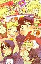 Creek (Craig X Tweek) Comics by viviz_48