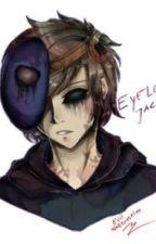 Eyeless jack x neko reader by Hey_itslitpotato