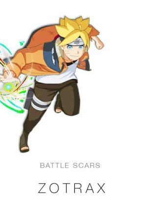 Battle Scars by Zotrax