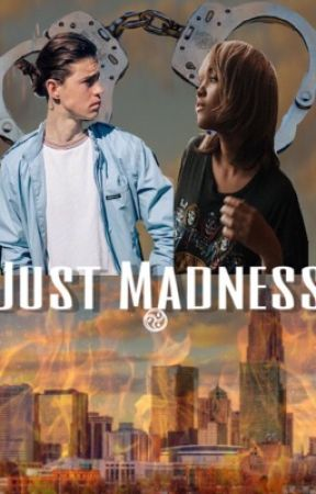 JUST MADNESS //1' by saamgrier