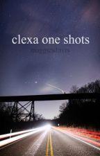 one shots || clexa by waverlyshaught