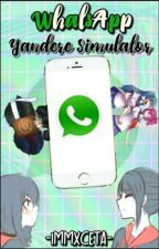 Yandere Simulator Whatsapp ♥ by josmed_