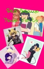 Ses Beaux Yeux Verts... / Miraculous Fanfiction  by BlackKittyForever