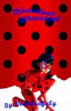 Whatsapp Miraculous Ladybug by VocaloidGaby
