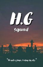 H.G squad  by sususay