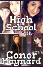 High School With Conor Maynard by chickenunicorns