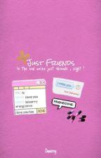 只是朋友 ! || ! مُجرَّد أصدِقاء by Damiroy