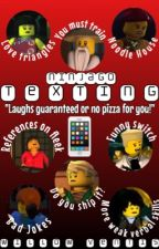 Ninjago: Texting by lothcatwillow88