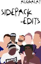 Sidepack » Edits by AliGraLat