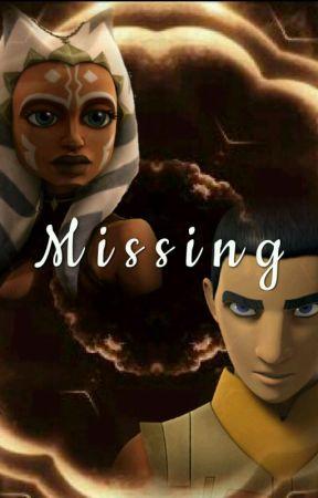 Missing by ThatSassyPadawan