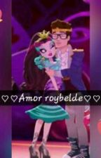 Dexven Un Amor Roybelde |Ever After High by WhitneyMackey