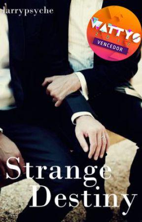 Strange Destiny (Larry Stylinson) by larrypsyche